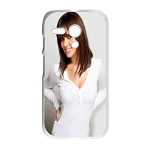 Motorola G Cell Phone Case White_Cute Cheryl Cole FY1380616