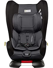 InfaSecure Kompressor 4 Astra Convertible Car Seat, Grey