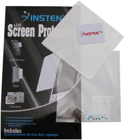 Insten Reusable Scratch Resistant Screen Guard Protector LCD Shield Compatible With Sony PSP manufactured by Everydaysource available from Insten