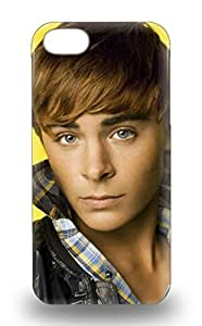 High Quality Durability 3D PC Case For Iphone 5/5s Zac Efron American Male Charlie St Cloud ( Custom Picture iPhone 6, iPhone 6 PLUS, iPhone 5, iPhone 5S, iPhone 5C, iPhone 4, iPhone 4S,Galaxy S6,Galaxy S5,Galaxy S4,Galaxy S3,Note 3,iPad Mini-Mini 2,iPad Air )