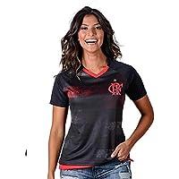 131d517397 Camisa Flamengo Feminina Rally Raglan Braziline