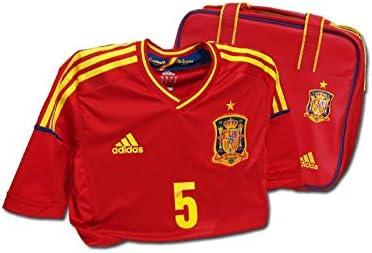 Adidas - ESPAÑA 1ª Camiseta Techfit EDICION Especial Silva 21 ...