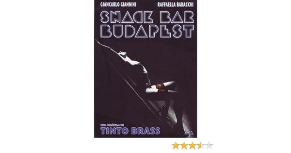 Snack Bar Budapest [DVD]: Amazon.es: Giancarlo Giannini, Philippe Leotard, Francois Negret, Rafaella Baracchi, Sylvie Orcier, Giorgio Tirabassi, ...