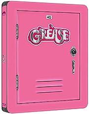Grease Boxset 1 & 2 40° Anniversario - Steelbook + Magneti [Italia] [Blu-ray]