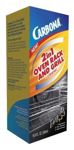 Carbona Oven Grill Cleaner Bagged