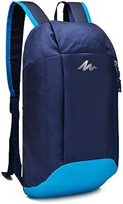 Quechua Arpenaz 10 litros mochila de senderismo (azul)