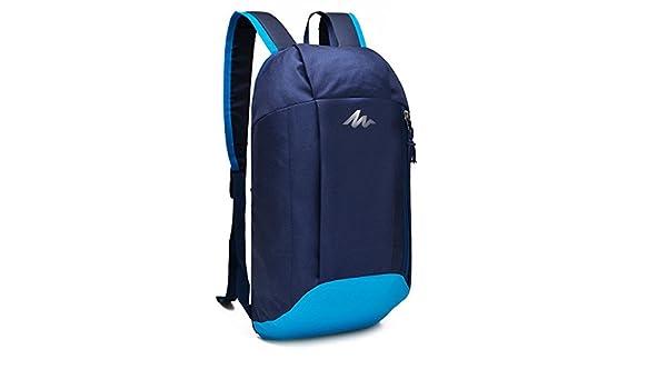 Quechua Arpenaz 10 litros mochila de senderismo (azul): Amazon.es: Deportes y aire libre