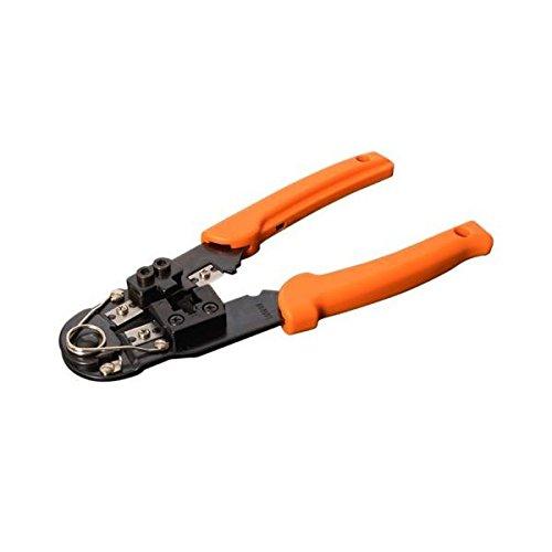 ミヨシ (まとめ) 8極用 かしめ工具 CAT-CP02 ×3セット B0792Q3NCY