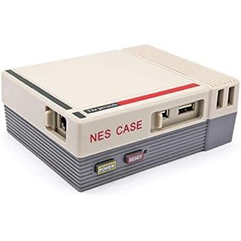 Amazon.com: Hikig NES Case for Raspberry Pi 3, 2 and B+/Mini ...