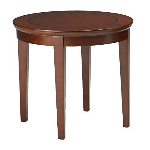 Mayline SETSCR Sorrento Round End Table 24