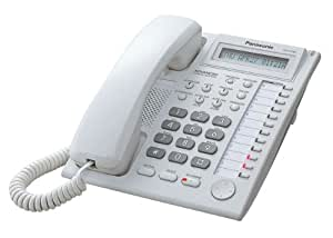 PANASONIC KX T7730 with Screen- Compatible Central phone TES 824-TEM 824