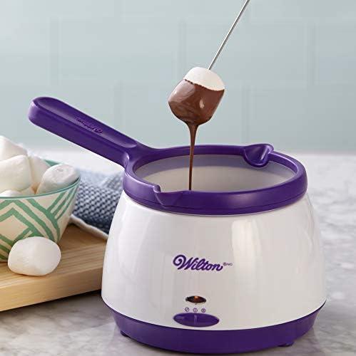 Wilton Chocolate Candy Melts Melting Pot 2104-9006 Polarized 120 Volt Plug