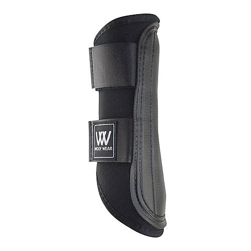 - Woof Double Lock Brushing Boots - WHITE\MEDIUM