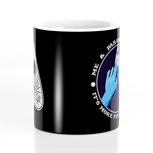 Society6 Me & Paranormal You - James Roper Design - Ouija (white Lettering) Mug 11 oz by Society6