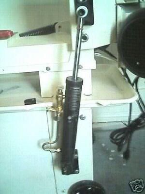 Hydraulic Cylinder for 7 X 12 Metal Cutting Band Saw