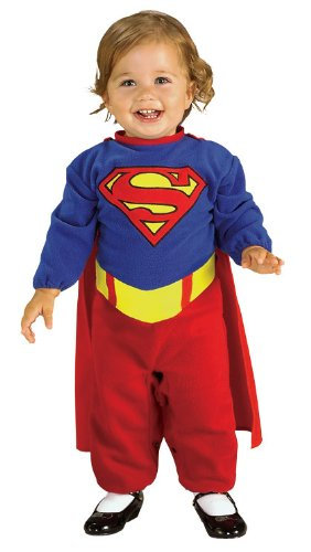 Supergirl Baby Infant Costume - Infant