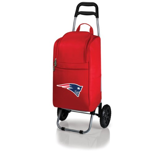 England Patriots Insulated Wheeled Trolley