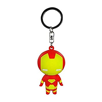Monogram Marvel Llavero Figura 3D Iron Man - Collectors ...