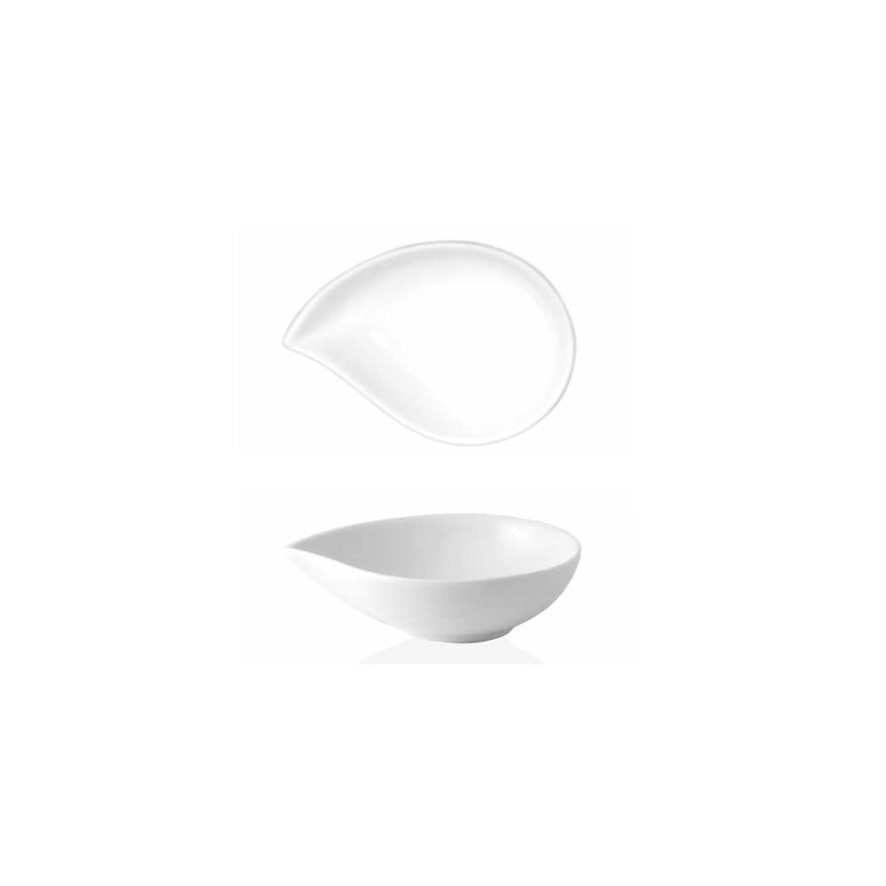 9 Width 9 Length 1.75 Height Front of the House DBO009WHP23 Kyoto Square Bowl Porcelain Pack of 12 24 oz 1.75 Height 9 Width 9 Length