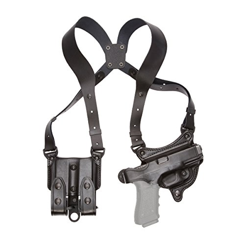Aker Leather 107 FlatSider XR7 Shoulder Holster