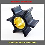 FidgetFidget Impeller for Sierra Johnson Evinrude 9.9-15HP 386084 0386084 18-3050 500355 New