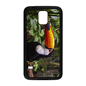 Toucan Parrot Hight Quality Plastic Case for Samsung Galaxy S5