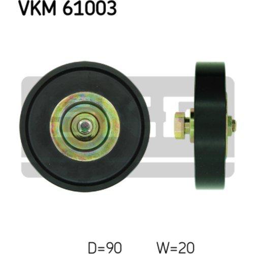 correa poli V SKF VKM 61003 Polea inversi/ón//gu/ía