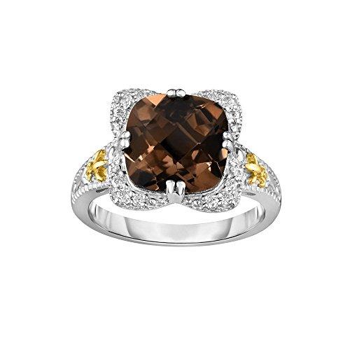 0.12 Ct Mens Diamond - 9