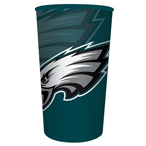 Philadelphia Eagles 22 oz Plastic Stadium Cup