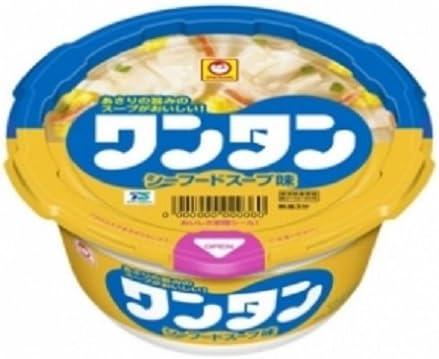 マルちゃん ワンタン シーフードスープ味  1箱:12食入り