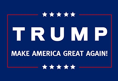 Donald Trump For President 3x5ft Flag MAKE AMERICA GREAT AGAIN!