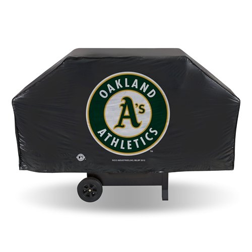 Oakland Athletics Economy Lightweight Grill Cover ()