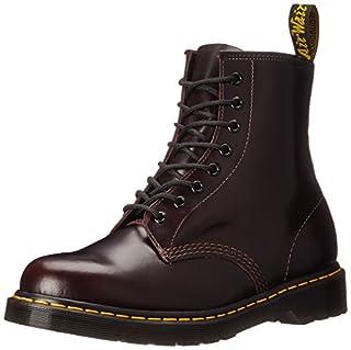stabil kvalitet det billigaste lägre pris med Dr. Martens mens 1460 8 Eye Boot,Cherry Red Arcadia,9 UK/10 M US ...