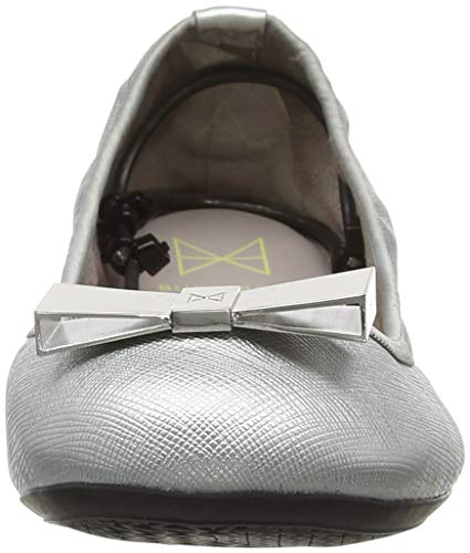 Butterfly 009 Chloe Argento Sneaker Twists Silver w6wrApWqc