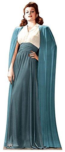 Hayworth Accent - Rita Hayworth Lifesize Standup Cardboard Cutouts 68 x 27in