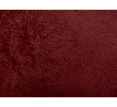 "Suede Headliner Upholstery Fabric with Foam Backing Red Red Suede 37/"" x 60/"""