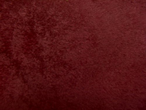 Upholstery Micro Suede Headliner Fabric by The Yard (Wine)