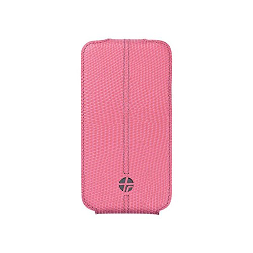 Trexta - Flippo - Flip Case - für Apple iPhone 4S, 4 - Pink