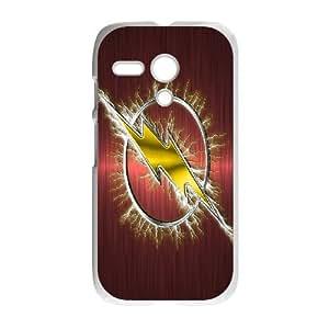 Motorola G Cell Phone Case White The Flash as a gift E4504572