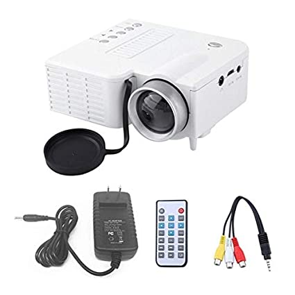 Amazon.com: AIMOOW Mini Projector 4K A2000 19201080 ...