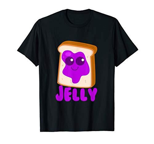 (Jelly Matching Halloween Costume Set DIY Peanut Butter)