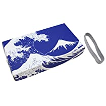 HO.H. Collapsible Flat Lunch Box - Mt. Fuji Japan
