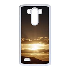 LG G4 Case for Sun at dusk Pattern LIULAOSHI(TM) [Pattern-1] by runtopwell