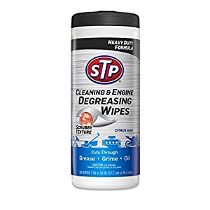 STP Cleaning & Engine Degreasing Wipes (30 count), 18568