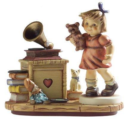 M.I. Hummel Figurine Shall We Dance Collectors Set 156162
