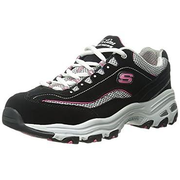 Skechers D'Lites Life Saver Women's Sneaker (5 Color Options)