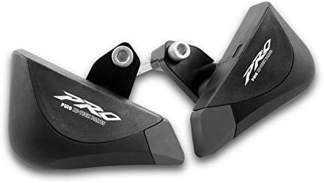 roulettes de Protection Pro pour Aprilia Tuono V4 1100 RR 15-19 Noir Puig 5692n