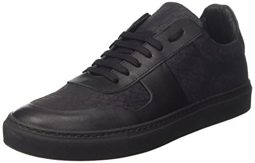 Antony le300029 Sneaker nero Uomo a Basso Mmfw00840 Collo Morato xHBOz