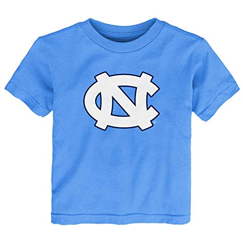 (Future Tailgater North Carolina Tar Heels LOGO UNC Baby/Toddler T-Shirt (3T))