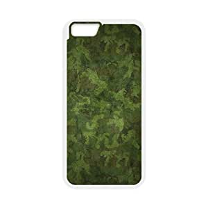iPhone 6 Cases military camouflage patterns For Boys, Case For Iphone 6 For Men For Boys [White]